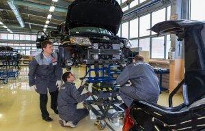 Российские автозаводы намерены удвоить экспорт