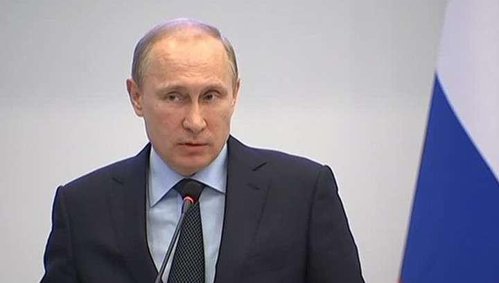 Владимир Путин посоветовал Киеву не зацикливаться на поражении в Донбассе