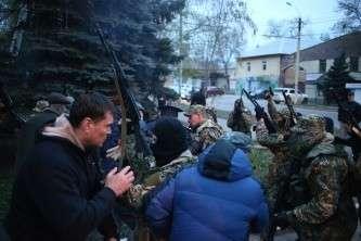 Ситуация на Украине. Хроника событий. 13 апреля