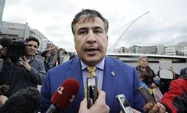 Киев проигнорировал запрос Тбилиси об экстрадиции Саакашвили