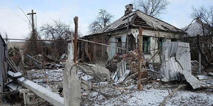 Укро-Каратели возобновили обстрел Донецка и Авдеевки
