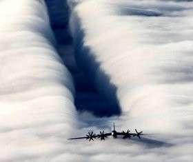 Самолёты НАТО тщётно пугали Ту-95МС над Европой