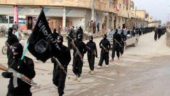 Боевики ИГ закрыли в клетке и заживо сожгли более 40 человек в Ираке. 312369.jpeg