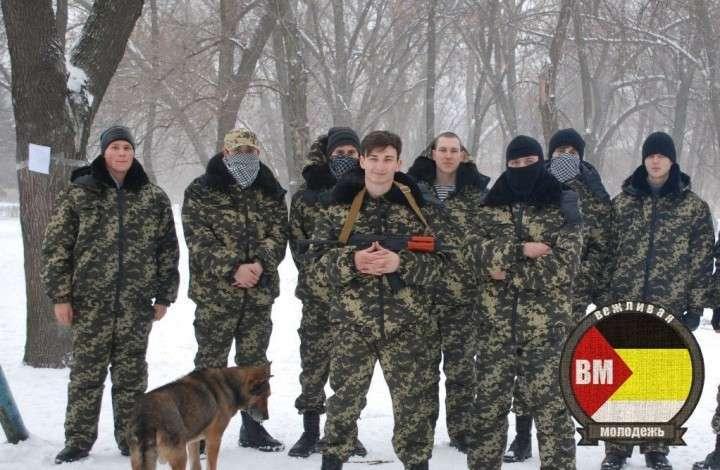 В ДНР появилась своя «Вежливая молодёжь»