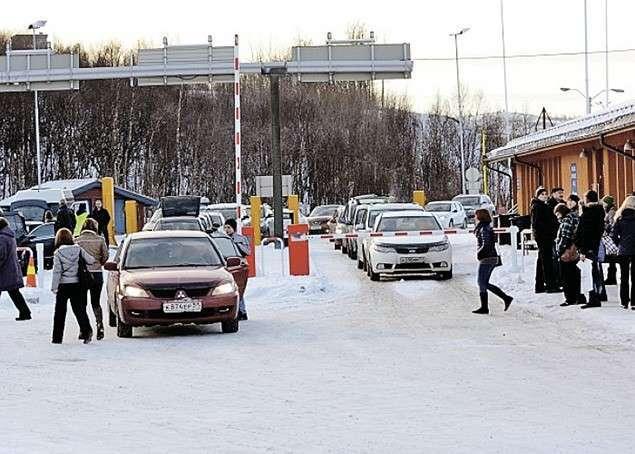 Норвегия: К нам пришла беда - русские пропали