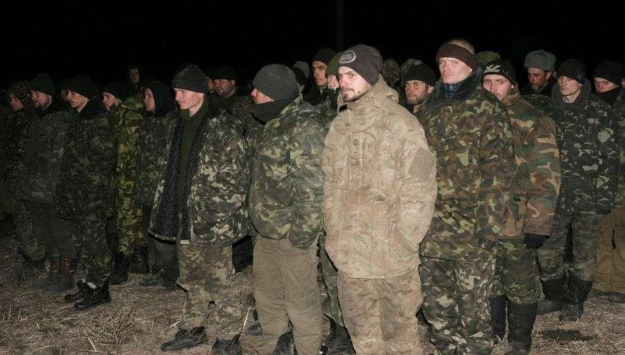 139 силовиков на 52 ополченца: в Донбассе состоялся масштабный обмен пленными