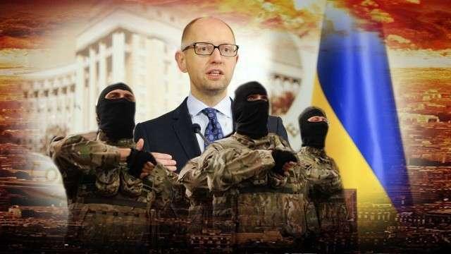Яценюк уже «победил» Россию
