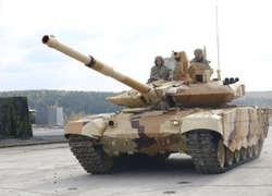 Танк Т-90МС прошёл испытания в Кувейте и имеет большие перспективы на Ближнем Востоке