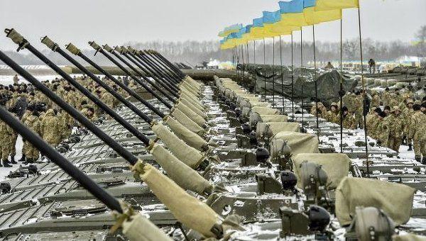 Модернизация ВС Украины пойдет по лекалам НАТО
