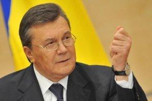 Камбэк Януковича. Не ждали?