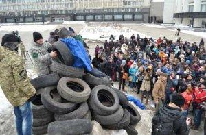 Украинский народ, успешно лечится от бацилы шовинизма и нацизма.