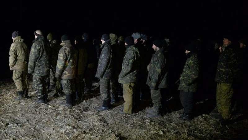 ДНР тяготится огромным количеством украинских военнопленных