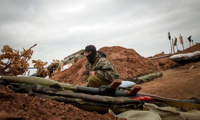 У Порошенко кончается порох. У украинской артиллерии, обстреливающей Донбасс, подходят к концу боеприпасы к «Градам» и «Ураганам»
