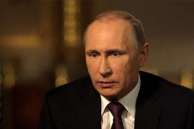 Интервью Владимира Путина ВГТРК