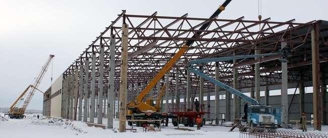 Репортаж со строительства первой Белорусской АЭС