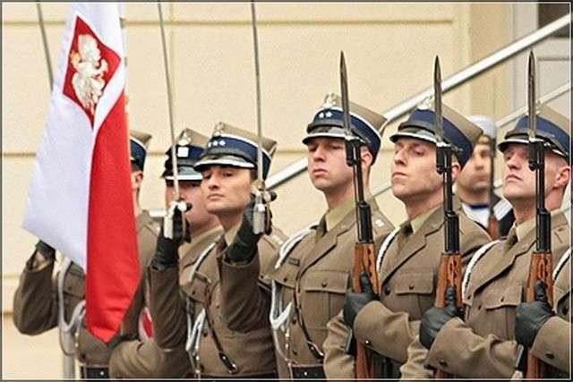 Польские солдаты поедут на Украину