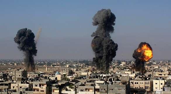 Саудовская Аравия предоставит небо Израилю для бомбардировок Ирана. Восточный город под обстрелом и бомбардировками