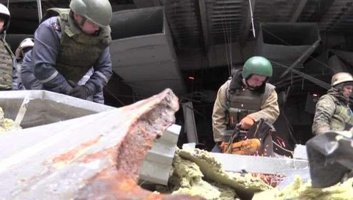 В Донецком аэропорту найдено 30 тел украинских военных