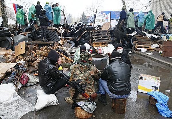В Донецкой области ввели режим спецоперации