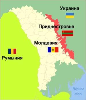 Диверсанты Greystone направлены в Приднестровье