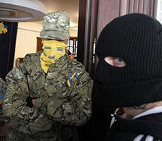 Одесская милиция приготовилась подавлять массовые беспорядки
