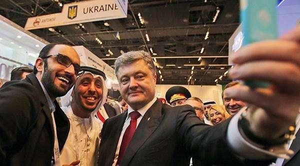 Арабские Эмираты сделали официальное заявление: украинская власть лжет. порошенко ОАЭ