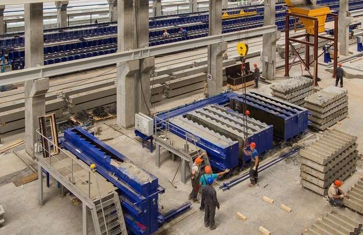 ВПодмосковье открыт крупнейший вРоссии домостроительный комбинат