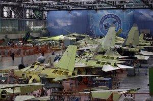 Выпуск военных самолётов вРоссии догнал показатели СССР 1980-х годов иобогнал США