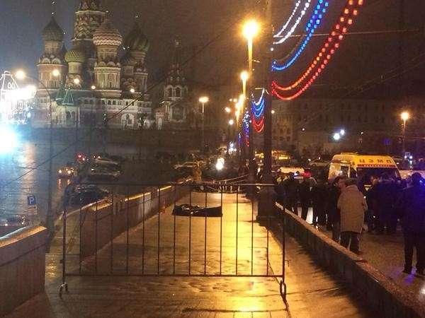 Убийство Немцова. Сакральная жертва. Старт майдана в Москве