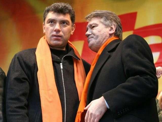 Песков: Немцов был в тесных контактах с разными людьми в Киеве