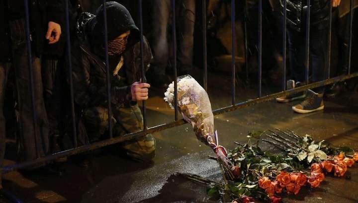 Убийство Немцова: пиндосы загнанных лошадей пристреливают