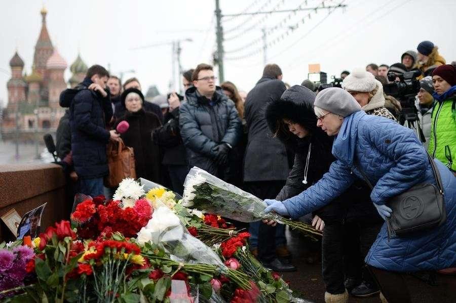 В Следственном Комитете представили первые версии убийства Бориса Немцова