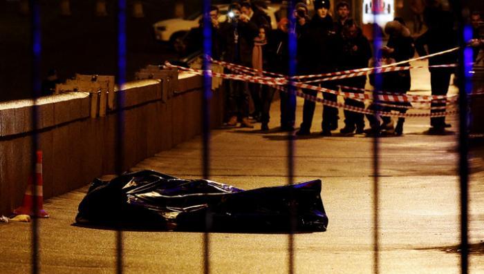 Подробности убийства Немцова: белая «Приора» и разные гильзы