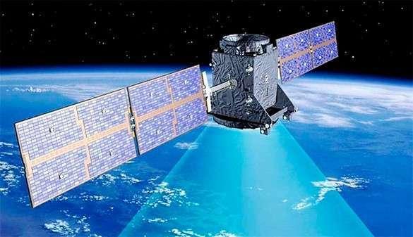 The Wall Street Journal: США передают Киеву неточные разведданные спутников. Спутники на орбите Земли