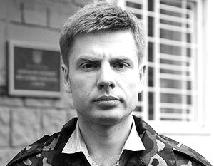 Участник одесской бойни Алексей Гончаренко задержан на акции оппозиции в Москве