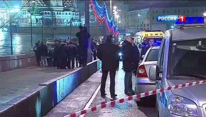 Профессионал, убивший Немцова, хотел запутать следы