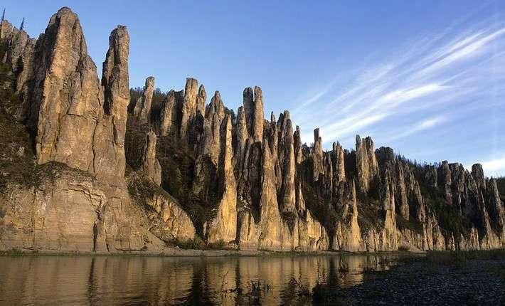 Путеводитель по удивительным местам России: 10 потрясающих ландшафтов