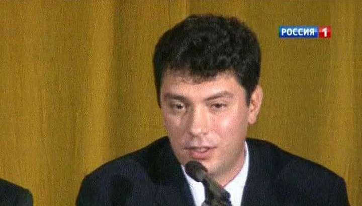 Запад нагнетает ситуацию с убийством Немцова