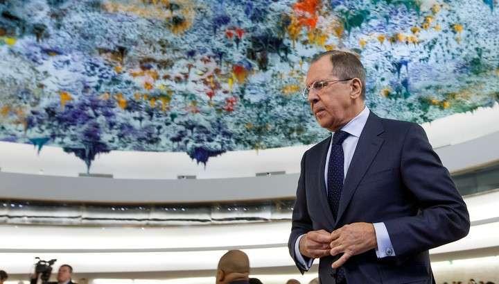 Лавров и Керри обсудили мирное урегулирование на Украине