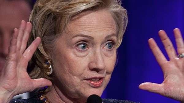 Американские СМИ обвинили Хиллари Клинтон в нарушении федерального закона
