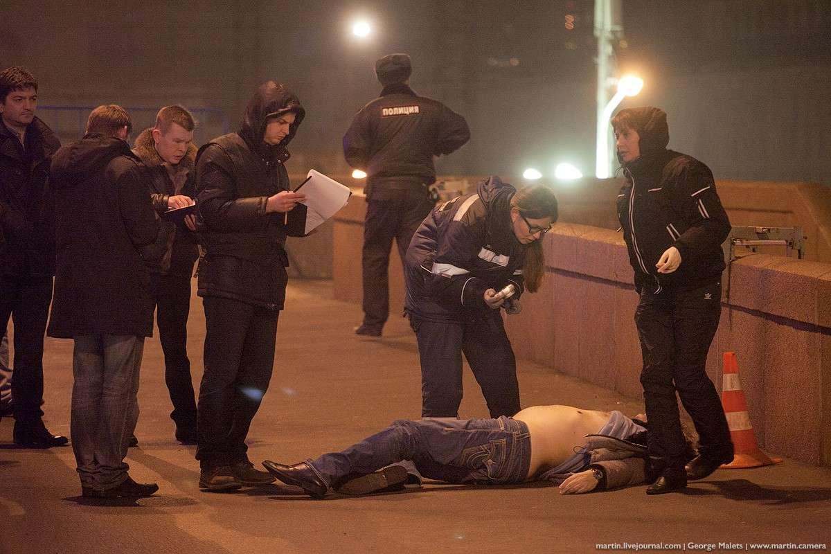 7 странностей смерти Бориса Немцова