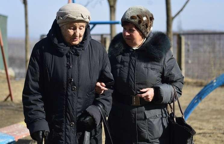 Cоциальные пенсии в РФ с 1 апреля будут проиндексированы на 10,3%