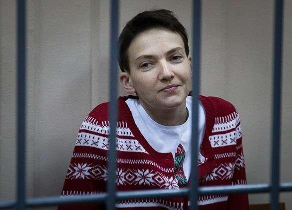 Порошенко обратился к Путину с просьбой об освобождении Савченко. Украинская летчица Надежда Савченко