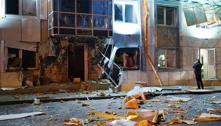 Одесская милиция считает взрыв в офисе «Правого сектора» терактом
