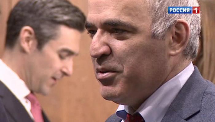 Украинские игры Каспарова: экс-чемпион поддержал агрессивную борьбу США за мир