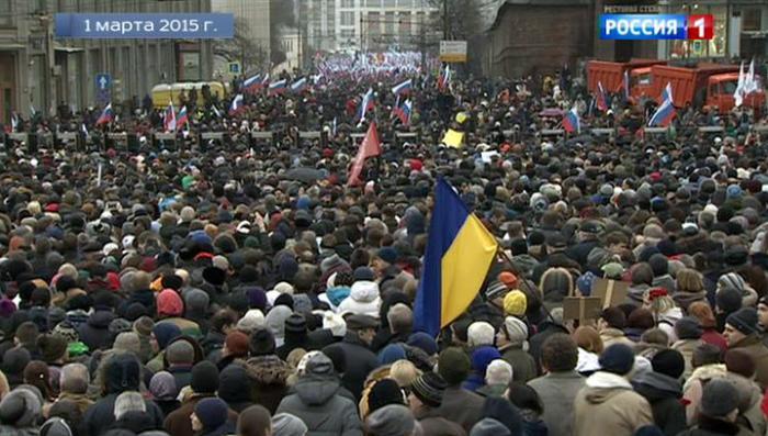 Технологии Майдана: убийство Немцова как спусковой крючок смуты в России