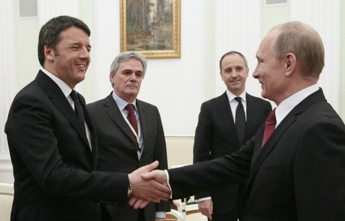 Владимир Путин: РФПИ создает с итальянскими партнерами совместный фонд в объеме $1 млрд