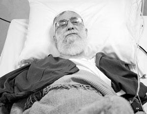 Духовный лидер Ирана аятолла Али Хаменеи при смерти