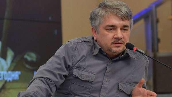 Ростислав Ищенко, президент Центра системного анализа и прогнозирования