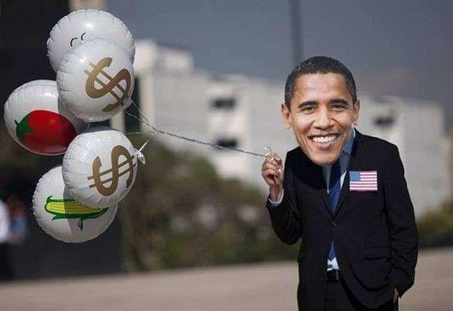 «Рэпер» Обама «переквалифицировался» в «злобную тещу»